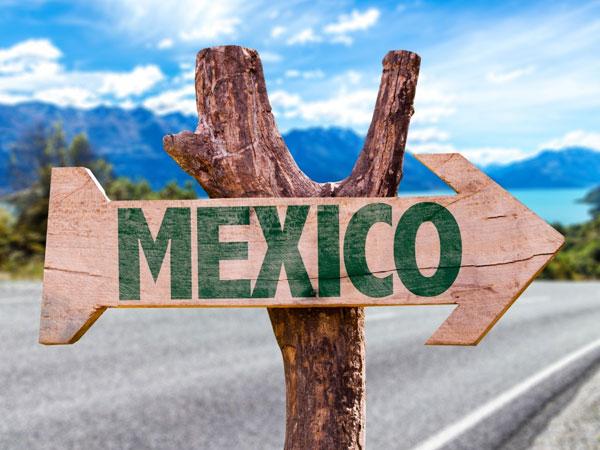 Chuyển phát nhanh dhl đi Mexico