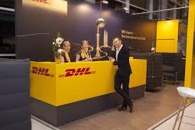 Quầy Giao Hàng DHL