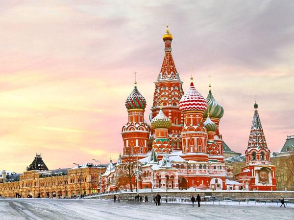 Chuyển phát nhanh dhl đi Nga (Russian)