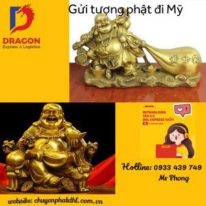 Gửi Tượng Phật đi Mỹ tại Kiên Giang